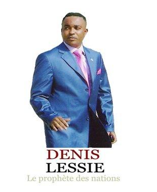 Justice :Pas de grâce pour le pasteur Denis Lessie supporter inconditionnel du dictateur Kabila qui écope de 10 ans de prison