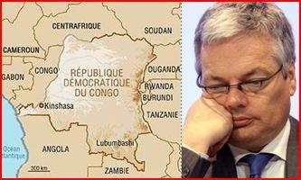 Le gouverneur du Congo en Belgique Didier Reynders met en place le plan Marshall belge pour l'Est de la RDC qui a pour objectif de permettre au Rwanda et à l'Ouganda d'exploiter les richesses du Congo de manière officiel