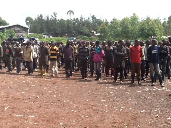 Le complot de Lambert Mende avec les autorités Ougandaises pour gonfler le nombre du M23 en effectif  de 1700 hommes dévoilé par la presse internationale