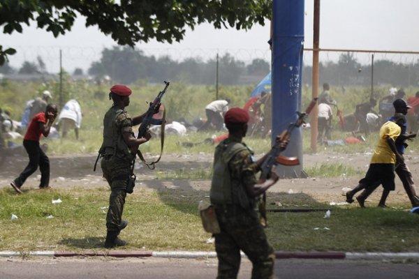 Nouvelle démonstration de force du président Tshisekedi en l'honneur de la messe des martyrs de l'Udps tués le 28 novembre 2011