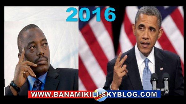 Présidentielle 2016 : les USA excluent tout report et donnent 2 ans à Kabila