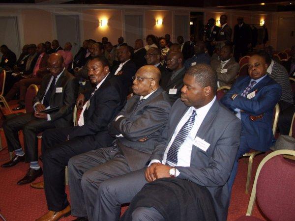 Bruxelles :Séminaire de réflexion des représentants extérieurs de l'UDPS