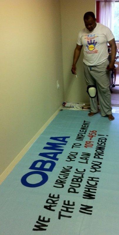 Flash Joseph Kabila alias Hypolite Kanambe vient d'atterrir sur l'île Américaine de Santa Maria pour une escale de 4 heures. Il arrivera à Washington ce dimanche 3 Août 2014 à 18 h 30 heures locale.