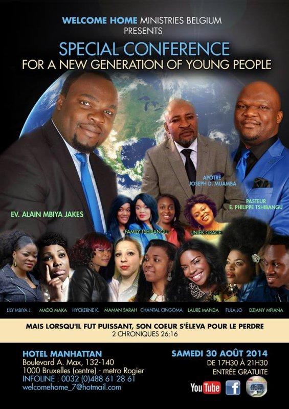 Journée d'évangélisation de la jeunesse