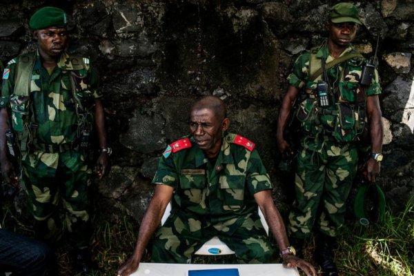La purge continue...Le général Lucien Bahuma meurt à la suite d'un empoisonnement commandité par Kabila  (jour nini toko yoka pe Bisengimana to Ruberwa bakufi?)