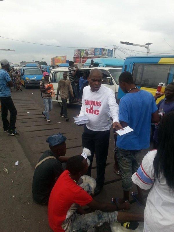 La VSV dénonce l'arrestation de plusieurs opposants au régime dictatorial de Kabila
