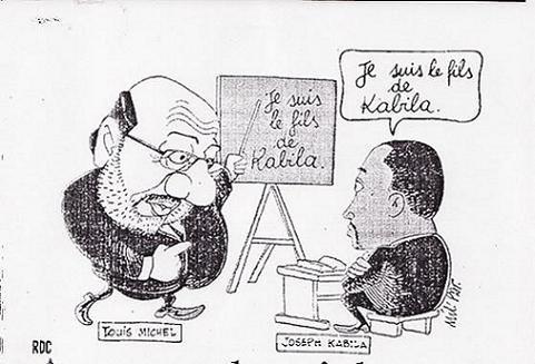 Kabila hausse le ton face à la communauté internationale et Louis Michel contre-attaque