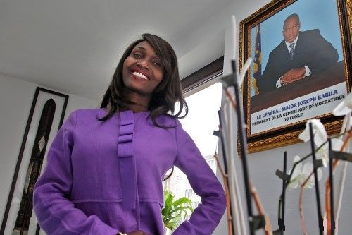 """Affaire Kubla:la RTBF dévoile l'implication d'une maîtresse de Joseph Kabila""""Odette Maniema"""" qui s'est proclamée princesse du Maniema"""