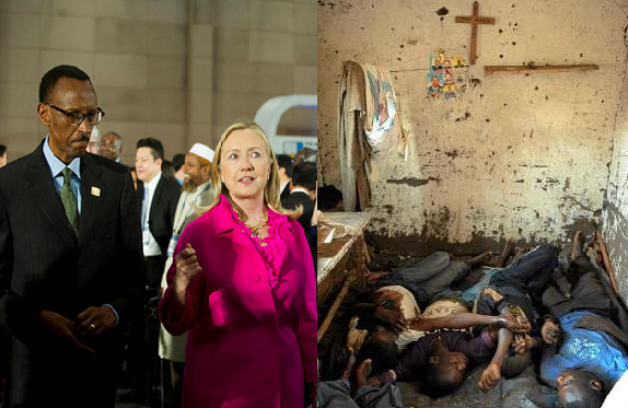 Les Clinton : Compte à rebours pour une apocalypse programmée en RDCongo