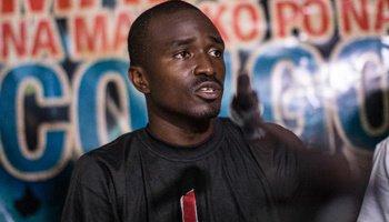 """RDC : après 50 jours de """"détention au secret"""", le militant Fred Bauma transféré à la prison de Makala"""