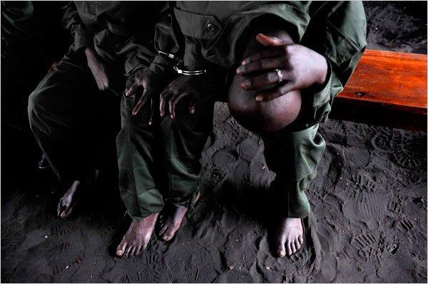 Le Rwanda libère deux soldats congolais après 8 mois de captivité