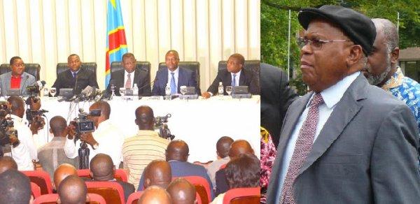 Le Potentiel : « Les dés sont jetés. La Majorité veut une transition de 2 à 4 ans »avec l'UDPS?