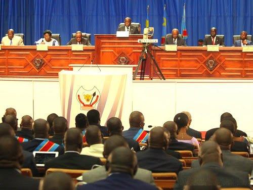 Le plan secret du Dialogue dévoilé par Le Potentiel : « La dissolution du Parlement en gestation » qui permettra une nouvelle candidature de Kabila