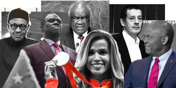 Sondage : votez pour l'Africain de l'année 2015 (Moïse Katumbi en tête)