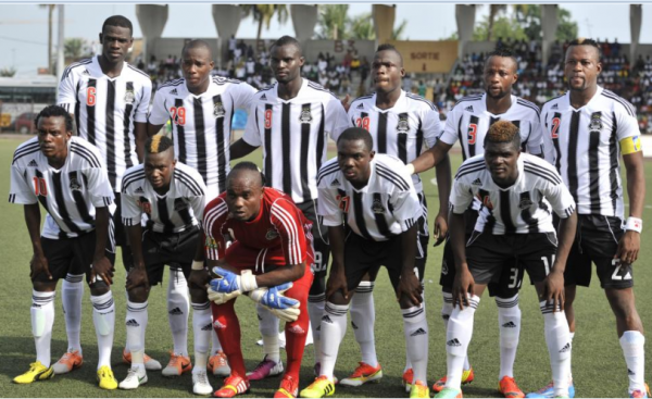 CAF : TP Mazembe remporte la supercoupe d'Afrique de la CAF 2016