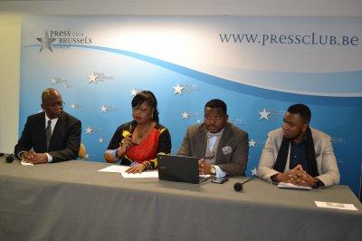 """2016 Année de l""""Alternance:Sortie officielle à Bruxelles du « Réseau des Médias Congolais »"""