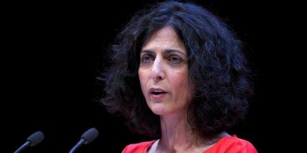 La députée belge Marie Arena est partisane des mesures d'interdiction de sortie ou de gel des avoirs à appliquer contre les décideurs politiques congolais qui bloquent le processus électoral