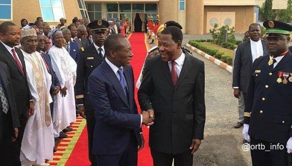 Bénin : Une passation de pouvoir démocratique et civilisée