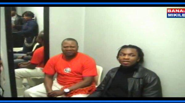 Mort de Papa Wemba: le combattant Jeannot KABUYA pleure et lance un message aux musiciens