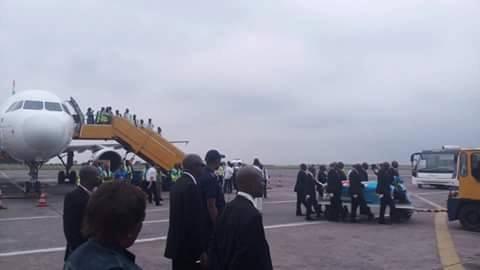 Asalfo de Magic System explique enfin aux congolais pourquoi Papa Wemba est mort à Abidjan  lors de la soirée d'hommage