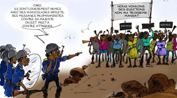 Etienne Tshisekedi très fâché rejette l'arrêt de la Cour constitutionnelle et donne rendez-vous au peuple le 19 décembre