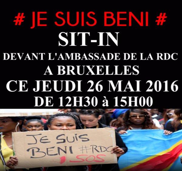 Kimbuta autorise la Manifestation du 26 mai à Kin suite aux menaces et pressions de la MONUSCO