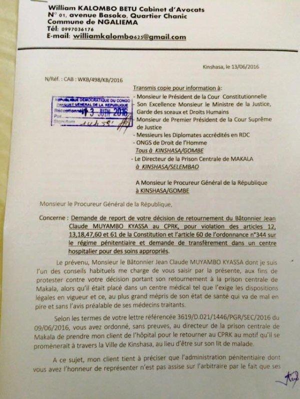 Malaise au sein de l'UNC:Ewanga explique son choix de suivre Etienne Tshisekedi au Conclave plutôt que Kamerhe