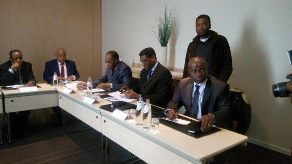 Exclusivité : Edem Kodjo renvoyé en Afrique par Etienne Tshisekedi et le comité des Sages issu du Conclave