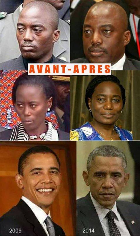 Réaction des congolais sur l'affaire Kanyama: quel doit être le comportement des Occidentaux contre Kabila et ses proches?