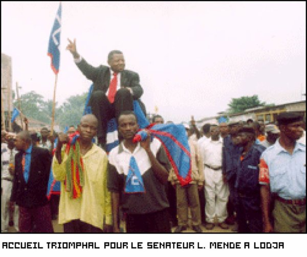 En exclusivité: Les 5 chantiers de Lambert Mende dans son village de Lodja