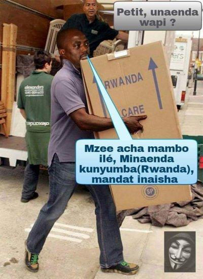 Résumé de l'indiscutable victoire en Mobilisation de Tshisekedi sur Kabila sur 360 degrés d'Images sans la participation du MLC ni Kamerhe