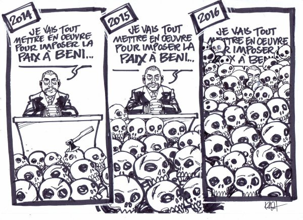 Kabund-a-Kabund annonce le début des actions pour haute trahison contre Kabila le 19 septembre 2016