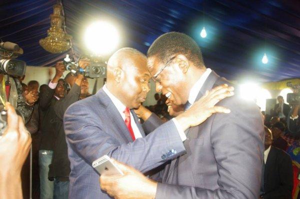 Ouverture du Dialogue: Kamerhe le Joker de Kabila demande 2 jours pour convaincre le Rassemblement de participer à cette messe noire