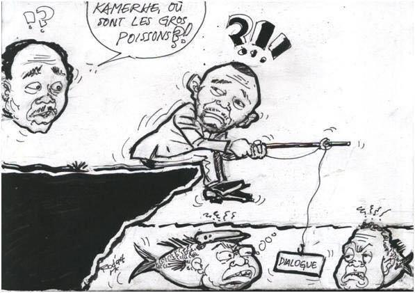 Franck Diongo: « le mot d'ordre a été littéralement respecté »