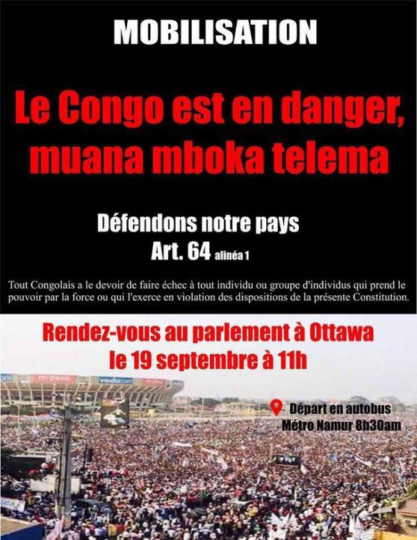 """André Kimbuta annonce """"qu'il n'y a que Jésus pour faire soulever Kinshasa""""et met en garde Etienne Tshisekedi"""