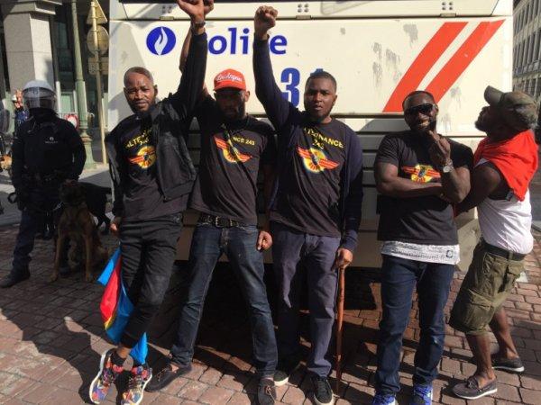 Situation explosive à Kinshasa en Images