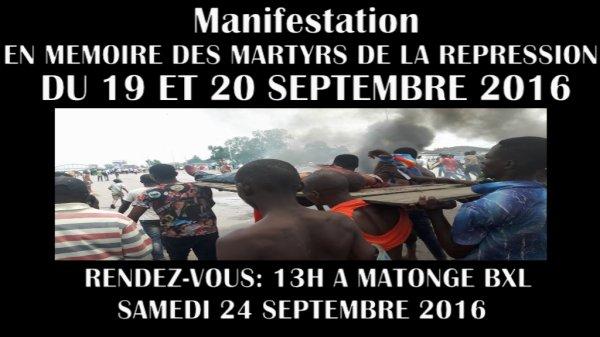 Débat RTBF : Les dernières heures du régime Kabila Jour j-84  commentés par Félix, Fayulu, Bashi,Wondo, Nsapu, Michel