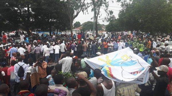 """Atundu accuse l'opposition de vouloir renverser Kabila avec l'Opération """"TO YEBI NDAKU"""""""