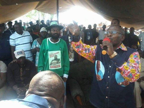Urgent :Franck Diongo est certain «pas de coup d'état le 19 décembre sauf l'application de l'article 64 qui doit installer Tshisekedi pour la Transition» et réagit à l'Actualité de Gedeon Kyungu + Bruno Tshibala