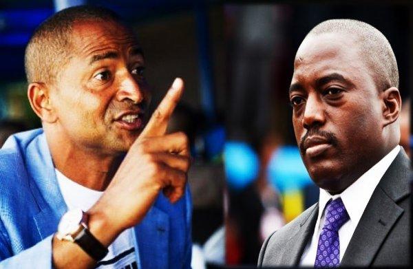Exclusivité:Kodjo et Kamerhe annoncent l'accord pour imposer Kabila jusqu'en 2018 en présence de Ruberwa, Nyarugabo et Jaynet