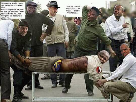 Réaction musclée du Rassemblement et de la presse Africaine au coup d'état constitutionnel de Kabila, Kamerhe et Kodjo