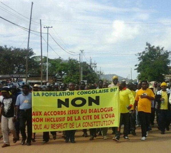 Tshisekedi prêt à braver l'interdiction du 5 novembre pendant que la CENCO est en mission de bons offices auprès du RASSEMBLEMENT