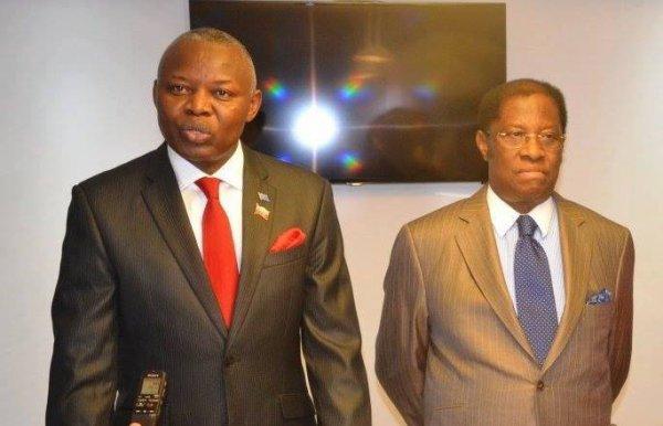 Accord de la CENCO 95% résolu : J-M Kabund et Georges Kapiamba expliquent ce qui bloque en date du 25/12