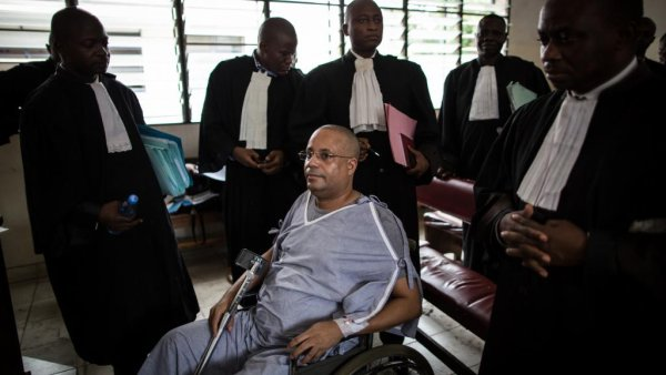Urgent : Eve Bazaiba confirme avoir reçu l'ordre de J-P Bemba de signer l'accord de la CENCO