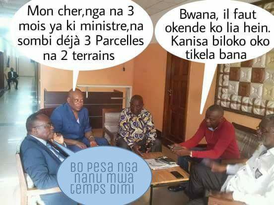 RFI analyse l'ultimatum de 48 heures qui a fatigué Samy Badibanga