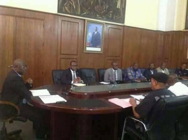 """Kabuya : """"S'ils ont empêché le rapatriement de la dépouille de Mobutu, avec Tshisekedi ça ne se passera pas comme ça"""""""