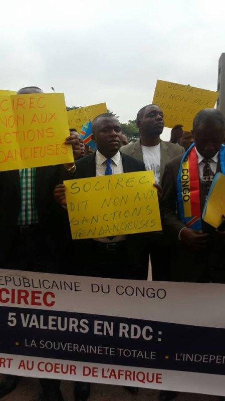 Actualité de la RDC:Ida Sawyer prévient que les sanctions et l'isolement de Kabila se poursuivront si la Majorité persiste dans le schéma du Chaos