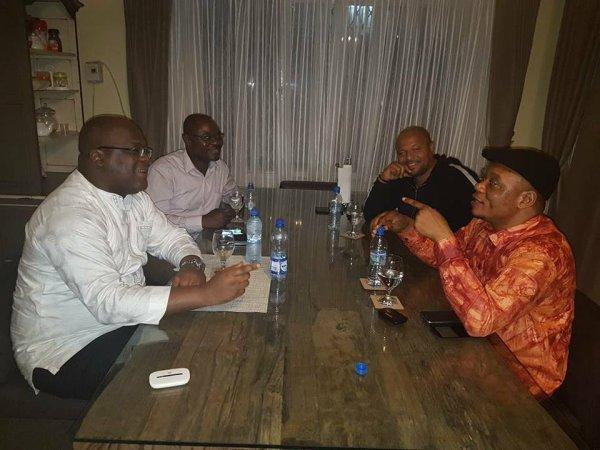 Bientôt l'état d'urgence:Ne Muanda Nsemi prend le contrôle de Kinshasa?