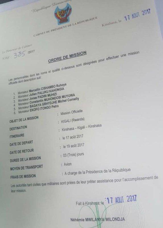 """Conclave MLC :le parti de Bemba lance un message catégorique à Kabila """"la CNSA ou la résistance"""""""
