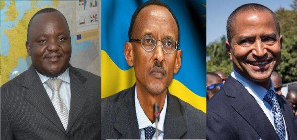 Rencontre de Mbusa Nyamwisi avec le Président Paul Kagame à Davos et Addis Abeba, un mensonge grossier.